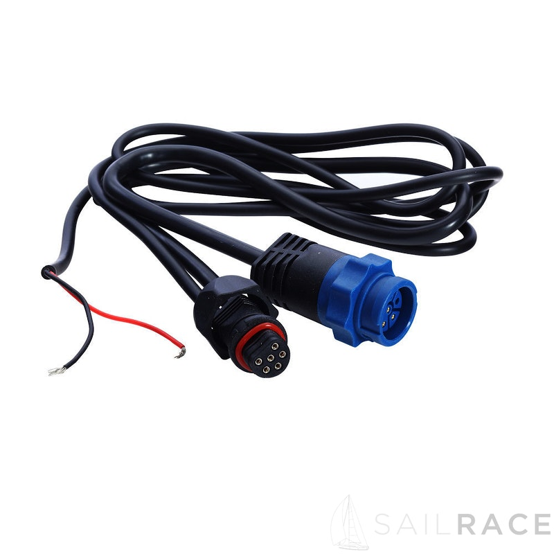 Navico TA-BL2U-T -Blue transducer to Uniplug Unit
