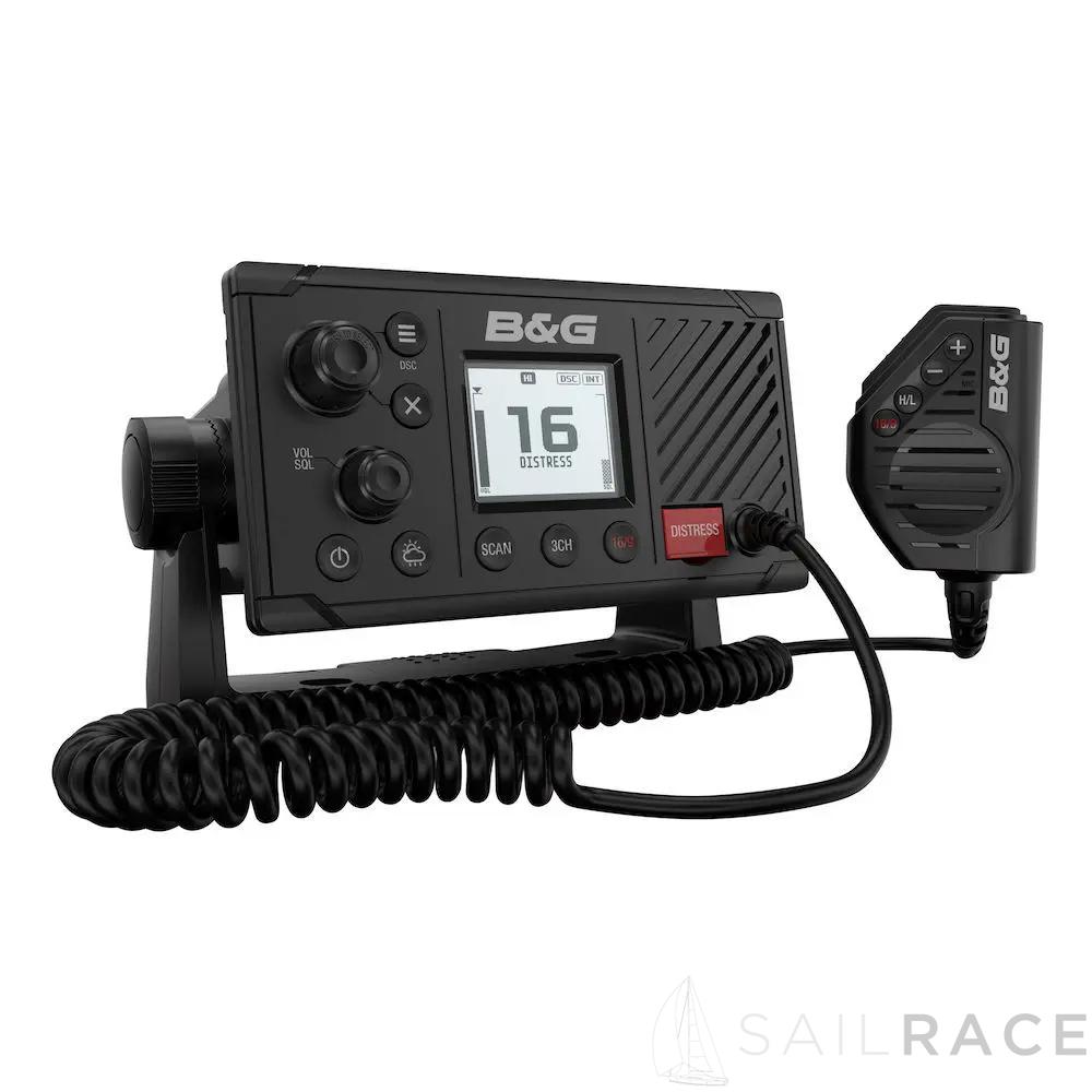 000-13546-001 (Barcode 9420024157510) - VHF MARINE RADIO