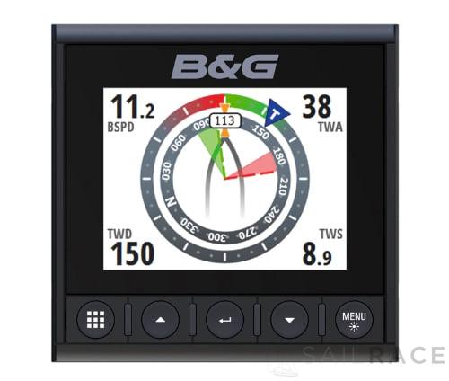 SailRACE B&G Triton² Instruments and Autopilots