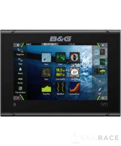 B&G 7-inch chartplotter and radar display with Broadband 3G™ radar - image 2