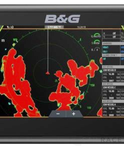 B&G 7-inch chartplotter and radar display with global basemap - image 2