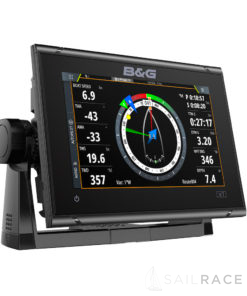 B&G 7-inch chartplotter and radar display with global basemap - image 3