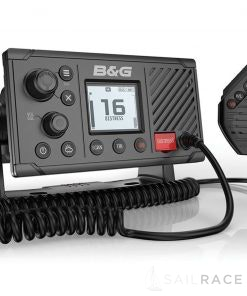B&G fixed mount class D DSC VHF radio