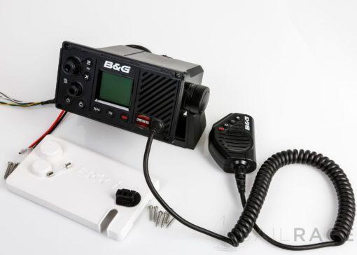 B&G fixed mount class D DSC VHF radio - image 6