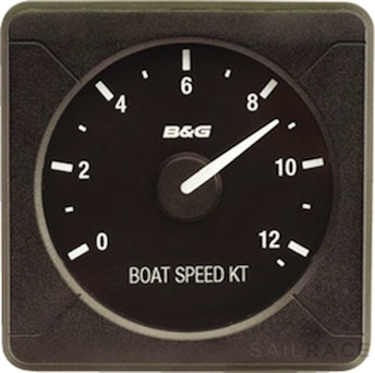 B&G H5000 ANALOGUE BOAT SPEED 12.5KT