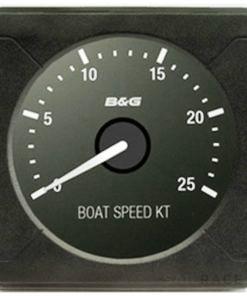 B&G H5000 Analogue Boat Speed 25 knots