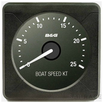 B&G H5000 Analogue Boat Speed 25 knots