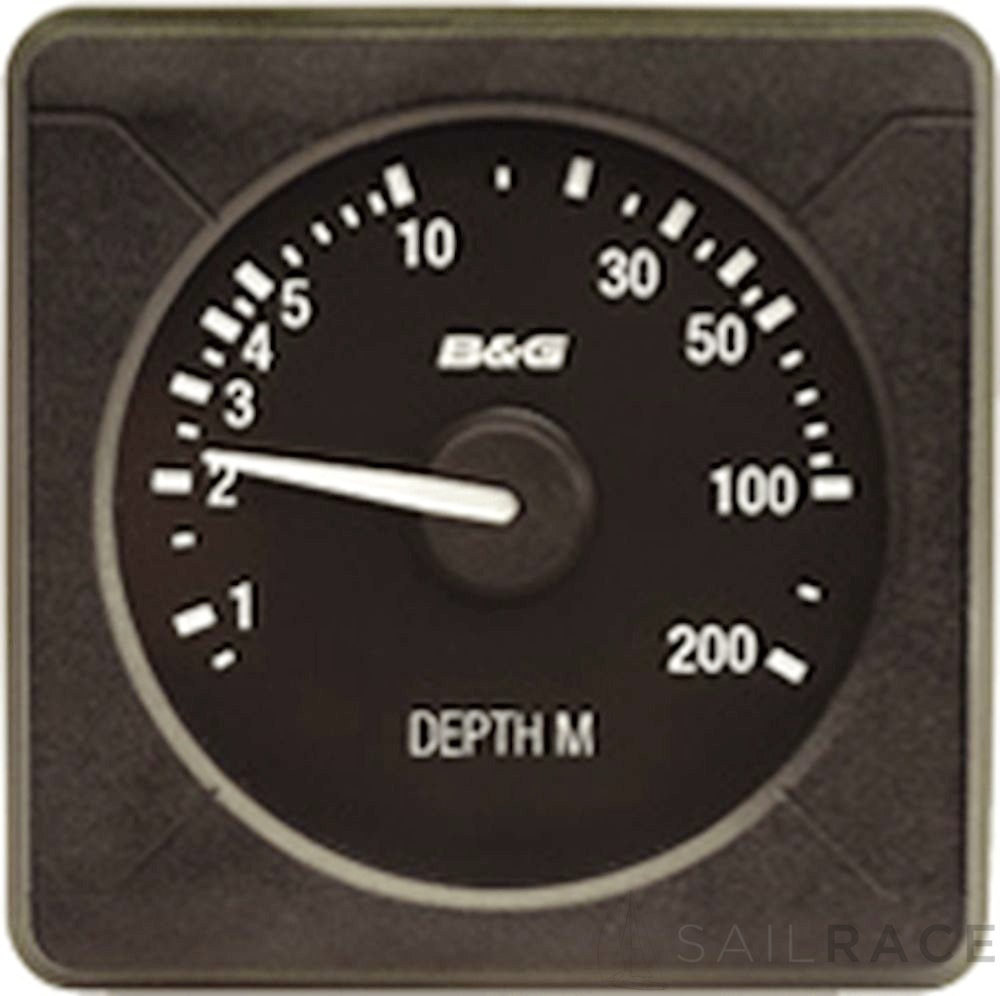 B&G H5000 ANALOGUE DEPTH 200M - image 2