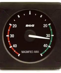 B&G H5000 analogico ingrandito angolo del vento apparente