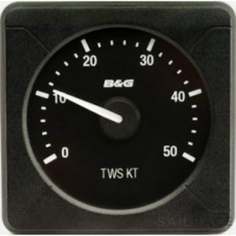 B&G H5000 Analogue True Wind Speed 0-50KT