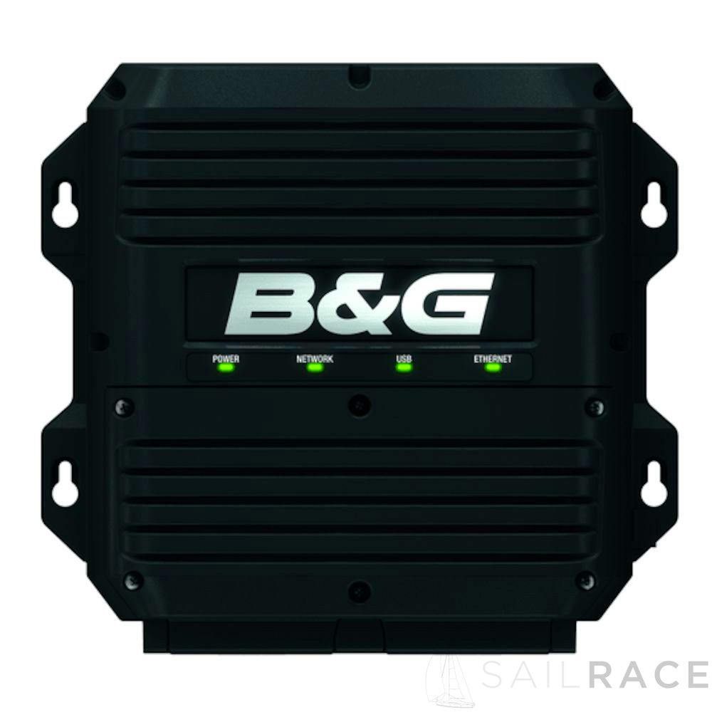 B&G The powerful H5000 CPU with Hercules software is geared for race track success featuring expanded data options and enhanced racing features - image 2