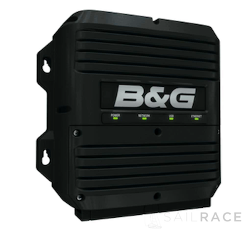 B&G The powerful H5000 CPU with Hercules software is geared for race track success featuring expanded data options and enhanced racing features