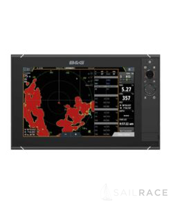 B&G The Zeus³-12 is an easy-to-use chartplotter navigation system for blue water cruisers and regatta racers