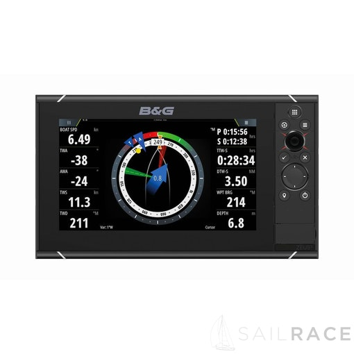 incorporating a 9-inch touchscreen display