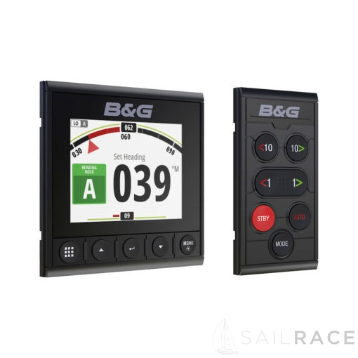 B&G Triton² Autopilot controller and 4.1 inch display pack - image 3
