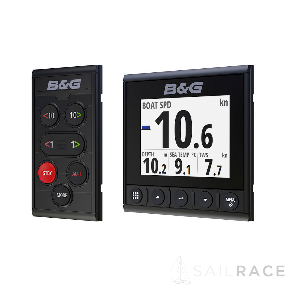 SailRACE B&G Triton² Autopilot controller and 4.1 inch display pack