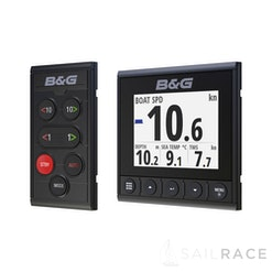 B&G Triton² Autopilot controller and 4.1 inch display pack
