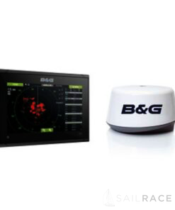 B&G Vulcan 12 No Transducer with 4G Radar