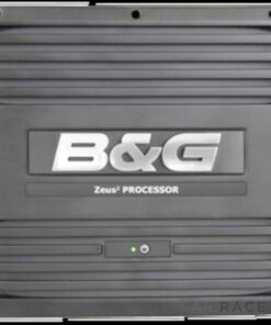 B&G ZEUS² Glass helm processor. Global basemap