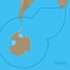 C-MAP AF-N003 : Antarctica