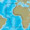 C-MAP AF-N210 : North-West Africa