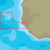 C-MAP AF-N214 : Capo Verde And Guinea Bissau