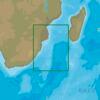 C-MAP AF-N217 : Port Shepstone to Beira