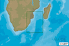 C-MAP AF-N217 : Port Shepstone to Beira
