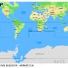 C-MAP AF-Y003 - Antarctica - MAX-N+ -South America