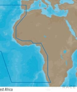 C-MAP AF-Y210 : North-West Africa
