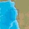 C-MAP AF-Y211 : Angola Coasts