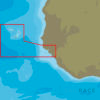 C-MAP AF-Y214 - Capo Verde And Guinea Bissau - MAX-N+ - Africa - Local