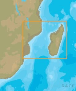 C-MAP AF-Y218 : Mozambique Channel and Madagascar