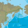 C-MAP AN-N013 : Kamchatka Peninsula and Kuril Islands