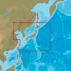 C-MAP AN-N204 : Japan  and North and South Korea
