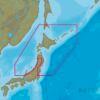C-MAP AN-N250 : Northern Japan