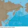 C-MAP AN-Y013 : Kamchatka Peninsula and Kuril Islands