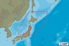 C-MAP AN-Y250 : Northern Japan