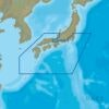 C-MAP AN-Y251 : Southern Japan