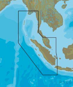 C-MAP AS-N208 : Singapore
