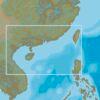 C-MAP AS-N215 : Northern Vietnam To Fuzhou