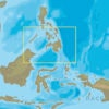 C-MAP AS-N223 - Southern Philippines - MAX-N - Asia - Local