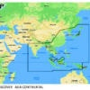 C-MAP AS-Y055: DISCOVER : Asia Continental