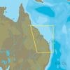 C-MAP AU-N262 : Tweed River To Mackay