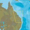 C-MAP AU-Y262 : Tweed River to Mackay