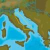 C-MAP EM-N061 : Bari To Ravenna