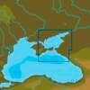 C-MAP EM-N121 : Azov Sea And Eastern Part Of Black Sea
