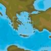 C-MAP EM-N128 : Mar Egeo Central