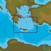 C-MAP EM-N130 : South Aegean Sea
