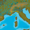 C-MAP EM-N135 : MAX-N L: SAINT TROPEZ TO LERICI : Mediterranean and Black Sea - Local